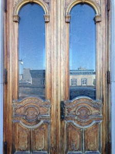 Beautiful old doors